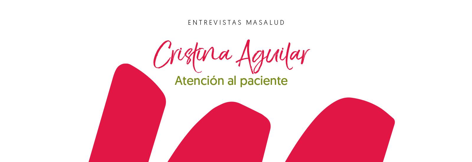 Entrevista Cristina Aguilar